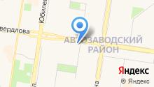 Face на карте