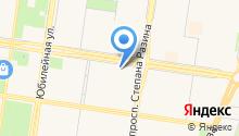 Beerstauf на карте