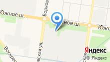 Деталь-Ресурс на карте
