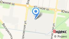 Адор на карте