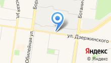 autodoc.ru на карте