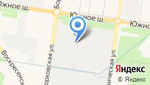ЛидерЛада на карте