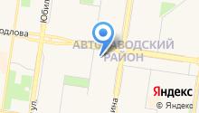 ЖКХ г. Тольятти на карте