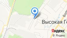 Автокран аренда, ЗАО на карте