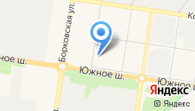 ЛР СЕРВИС на карте