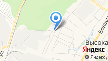 Контур-М на карте