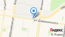 FENSTOR на карте