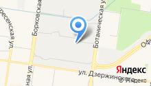 Gt-Pro на карте