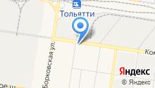 АЛДИКО на карте
