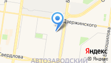 iPhone в Тольятти на карте