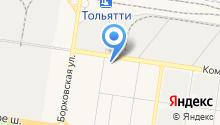 Лада-Полимер на карте