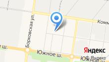 АвтоМастер555.ру на карте