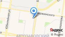 Центр Трансфер Фактор Тольятти на карте