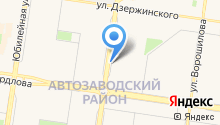 Boostra на карте