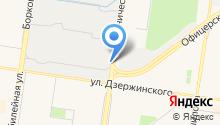 AUTO на карте