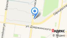 Senato-R Тольятти на карте