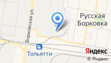 ДжиЭмБи Рус Тольятти на карте