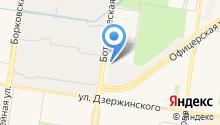 Авточехлы163.рф на карте