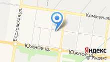 Пожарная часть №69 на карте