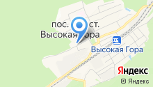 Библиотека на карте