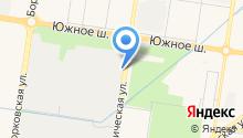 INTER CITY на карте