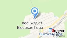 ЦРБ на карте