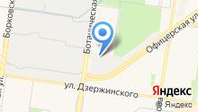 СВ-Сервис на карте