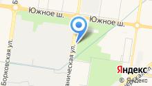 Промкриоген-техцентр на карте