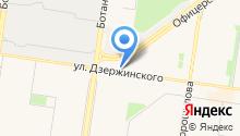 ПРОГРЕСС СЕРВИС на карте