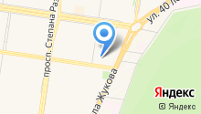 Abada Capoeira на карте