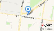 GLOBYAVTO на карте