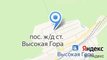 Минслу на карте