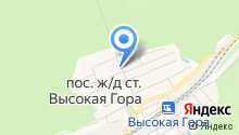 Шалфей на карте