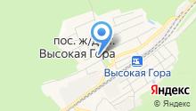 Отдел Военного комиссариата Республики Татарстан по Высокогорскому району на карте