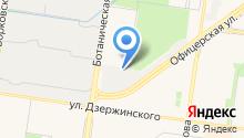 Атлант - Эвакуатор Тольятти 444-540 на карте