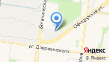 Стингер на карте