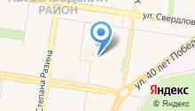 Bierstauf на карте