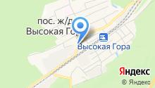 Высокогорский районный суд Республики Татарстан на карте