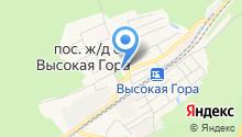 Совет Высокогорского муниципального района на карте