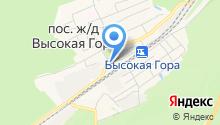 Магазин хозяйственных товаров на Советской на карте
