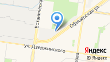 Stinger-Shop на карте