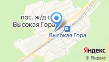 Мобифон на карте