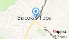 Магазин автотоваров и автозапчастей для УАЗ, ГАЗ на карте