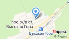 Отдел вневедомственной охраны на карте