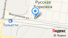 НСН на карте