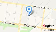 МАЗ-КОМПЛЕКТ на карте