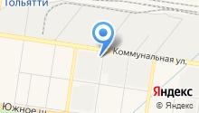 Волга-лизинг на карте