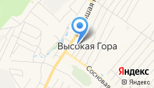 Высокогорская амбулатория на карте