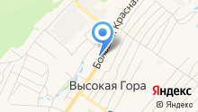 Магазин сувениров на Большой Красной на карте