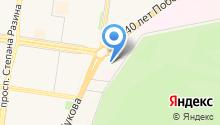 ВТОРОЙ ГОРИЗОНТ на карте